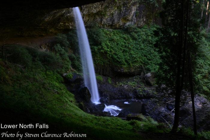 The stunning North Falls.