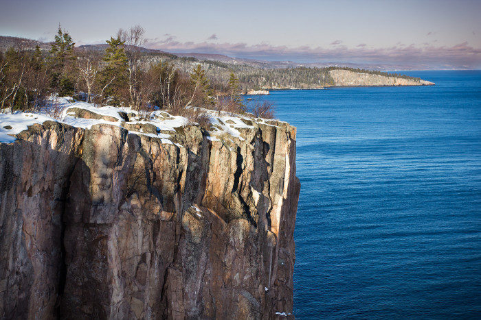 8. On the North Shore, Palisade Head is accessible with just a short drive off 61 and has miles of views.