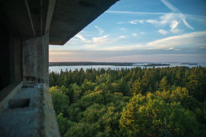 11. Experience a true Maine gem on the Jewell Island Trails, Jewell Island, Casco Bay.