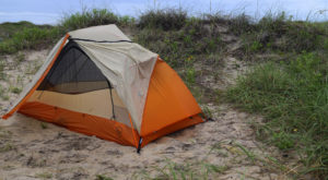 7 Spectacular Spots In North Carolina Where You Can Camp Right On The Beach