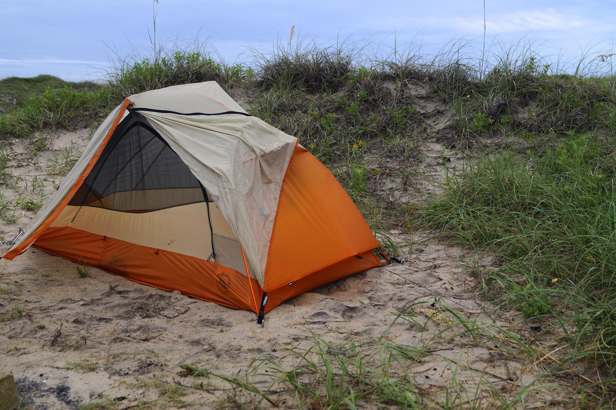 7 Beautiful Beach Campgrounds In North Carolina