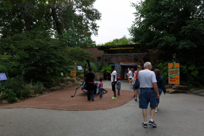 4. St. Louis Zoo - St. Louis, MO