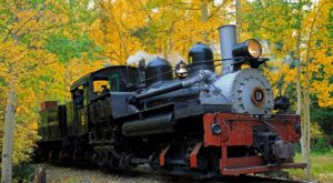 This Epic Train Ride Near Denver Will Give You An Unforgettable Experience