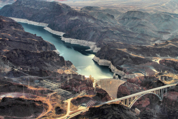 2. Freshen up on your Nevada history and marvel over the incredible wonder that is the Hoover Dam.