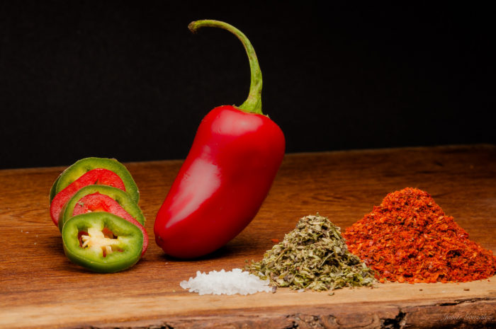 5. Not having enough spice in your food.