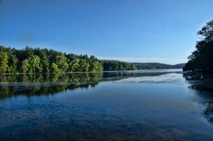 2. Loch Raven Reservoir