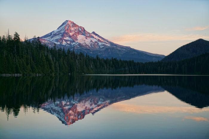 8. Lost Lake