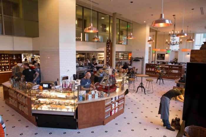 Mercantile Dining & Provision...