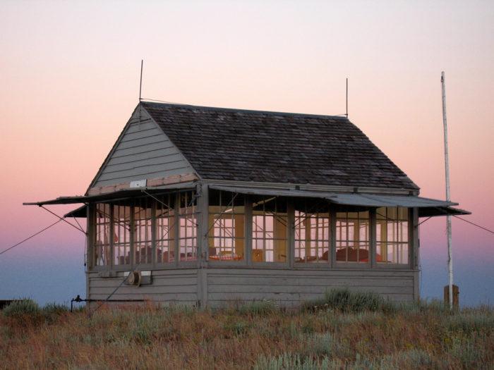 5. Bald Butte Lookout