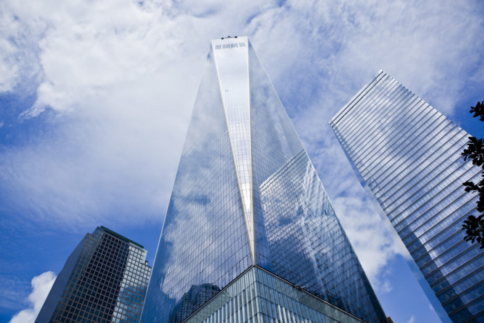 6. One World Trade Center - New York City