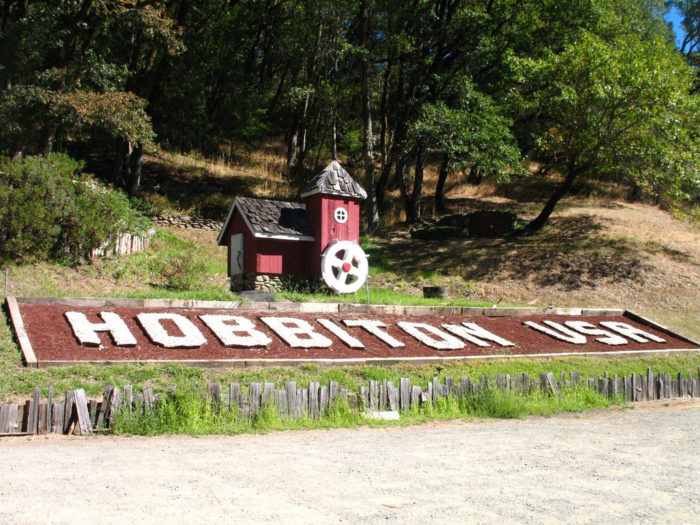 """Once upon a time, the story of J.R.R. Tolkien's """"The Hobbit"""" was brought to life in Hobbiton USA."""