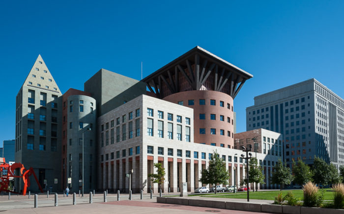 11.  We have over two dozen libraries here in the Mile High City.