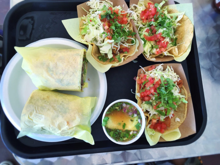 6. Mexican food isn't nearly as good anywhere else in the country as it is right here in San Diego.