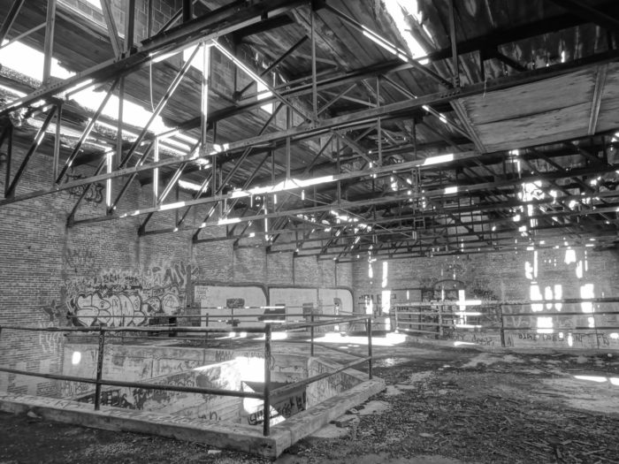 3. Swift Armor Meat Packing Plant (Fort Worth)
