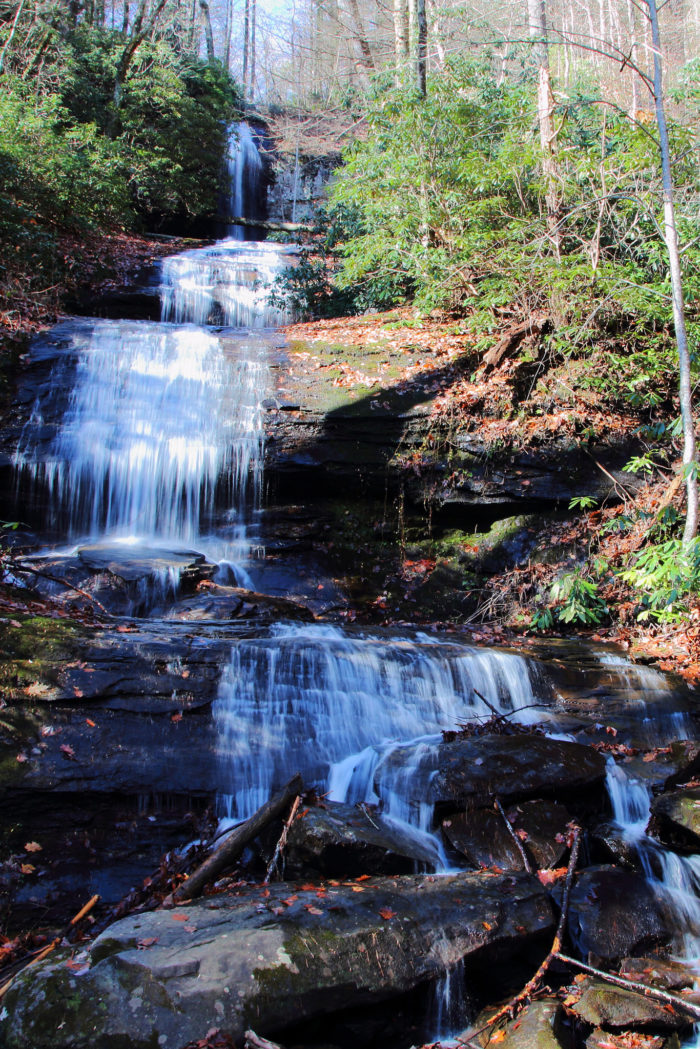 Walk Behind A Waterfall For A One Of A Kind Experience In