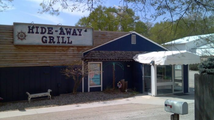 16. The Hide-Away Grill, West Point