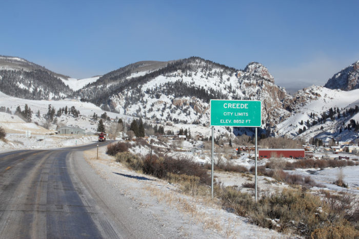 After Creede's last mine closed, the town looked to other means of income, which resulted in them (successfully) cashing in on the tourism industry. When you visit the town today, you will discover...