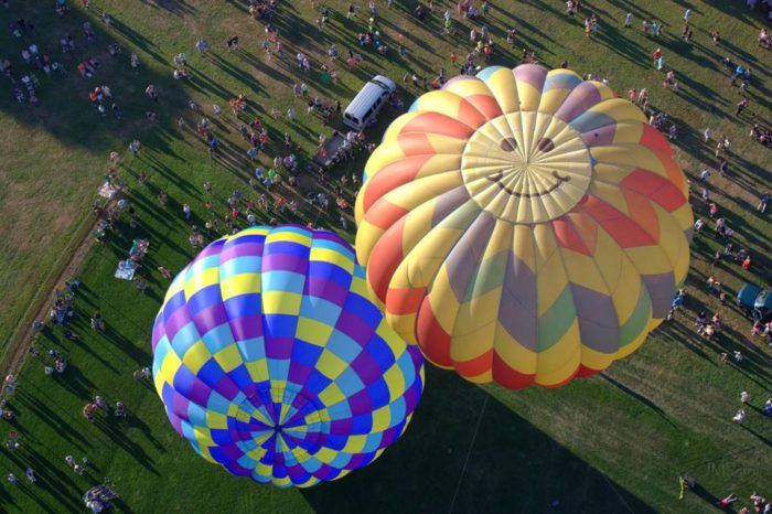 5. Plainville Hot Air Balloon Festival (Plainville)