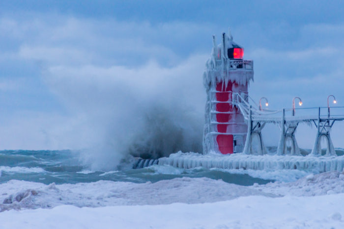 Hopefully, we won't see a repeat of the polar vortex we experienced in 2014!