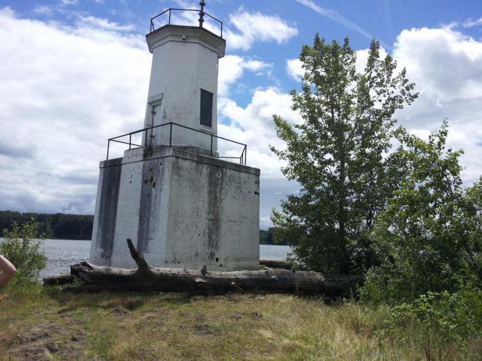 4. Warrior Point Trail