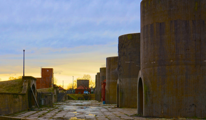 Many people view McMilan as Washington DC's stonehenge, a collection of large concrete silos that are mysterious and also, beautiful.