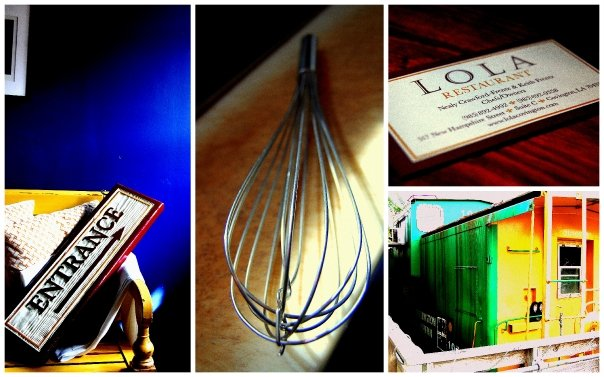 They eventually opened LOLA in 2006 and have been serving up delicious foods ever since.