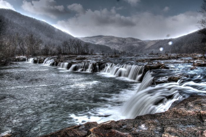 4. Sandstone Falls