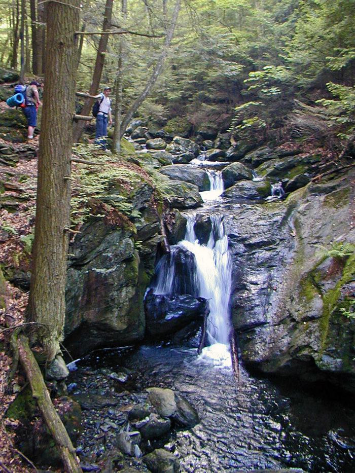 3. Sages Ravine Falls, Mount Washington