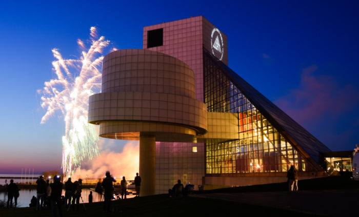 7. Rock and Roll Hall of Fame (Cleveland)