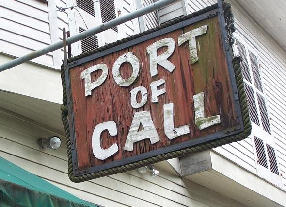 5. Port of Call, 838 Esplanade Ave., New Orleans