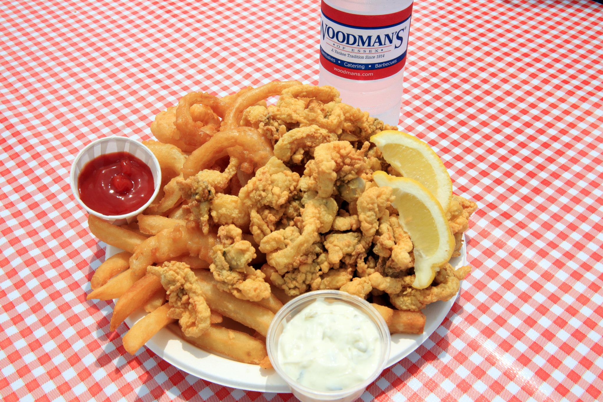 Good Food In Boston Ma
