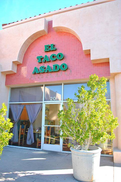 3. El Taco Asado -- Palm Springs
