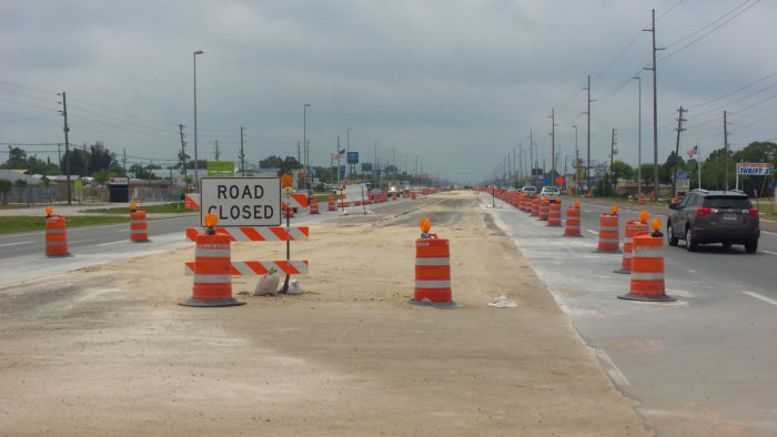 7. You've had to deal with all-summer-long road construction in at least one place near you every single year.