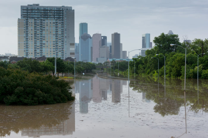 Leading up to that epic declaration, in one 24-hour period in May, Houston was inundated with a record-breaking 17-inches of rainfall spurring a majar flash flood event.