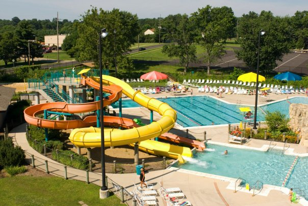 1. Water Works Aquatic Center (Cuyahoga Falls)