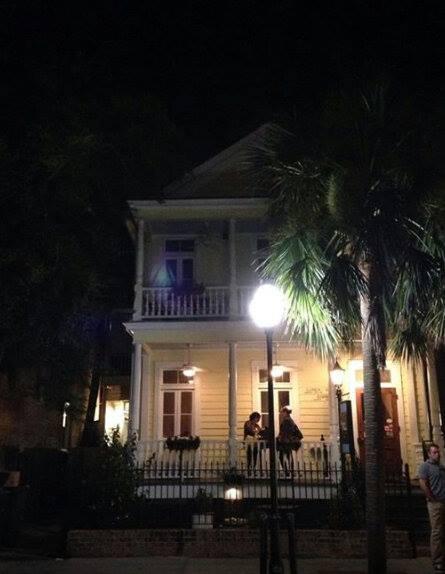 6. Poogan's Porch restaurant in Charleston.