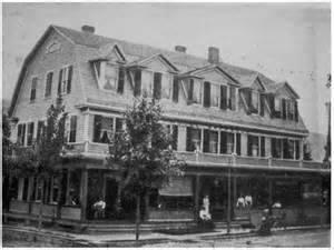 The Shanley hotel has a long, tragic history.