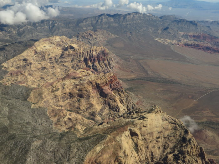 1. Keystone Thrust - Red Rock Canyon National Conservation Area