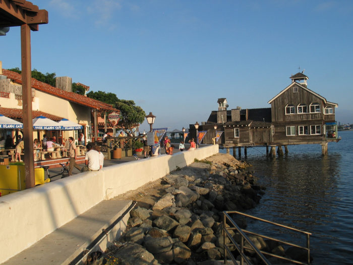 8. Seaport Village