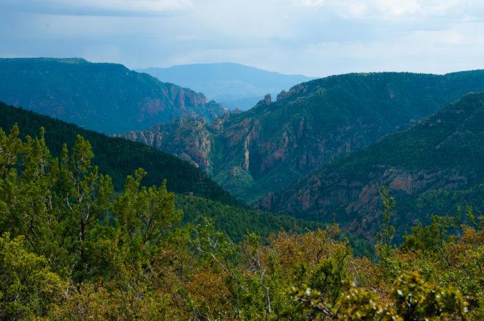 10. Sycamore Canyon