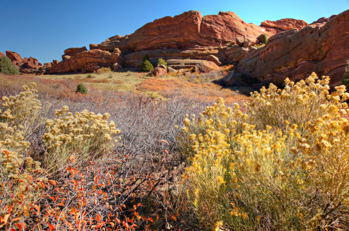 6. Trading Post and Red Rocks Trails