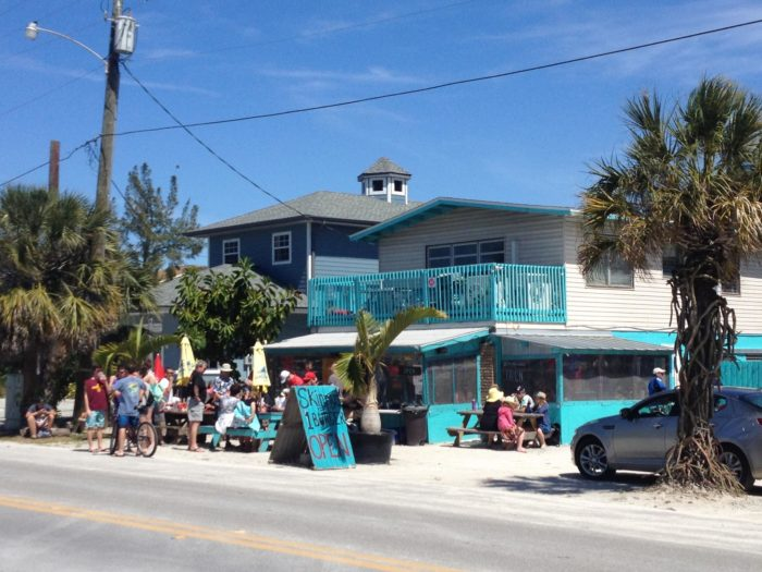 10. Skinny's Place, Holmes Beach
