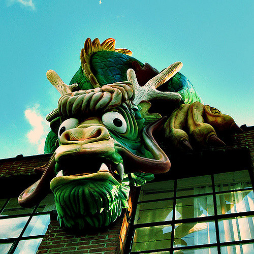 3. Roof Dragon, Providence
