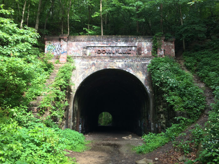 6. Moonville Tunnel (McArthur)