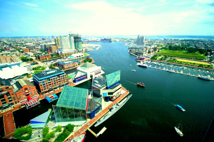 6. You've had to explain to people that there's so much more to Maryland than Baltimore.