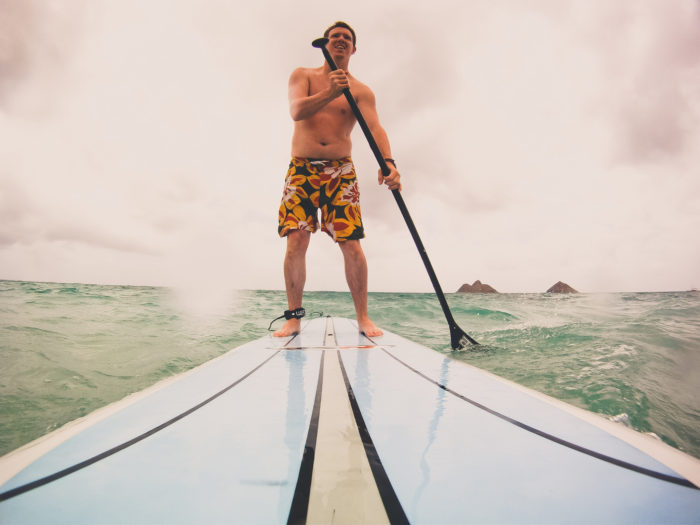 19. Try your hand at SUP (stand up paddle boarding).