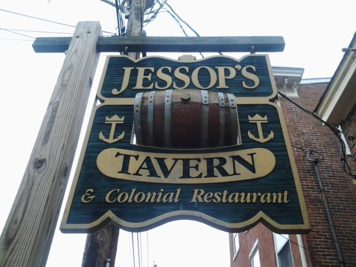 3. Jessop's Tavern, New Castle