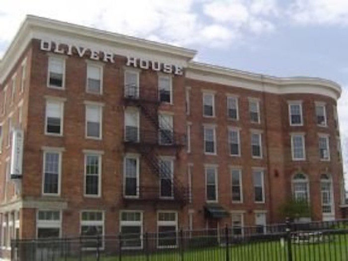 12. The Oliver House (Toledo)