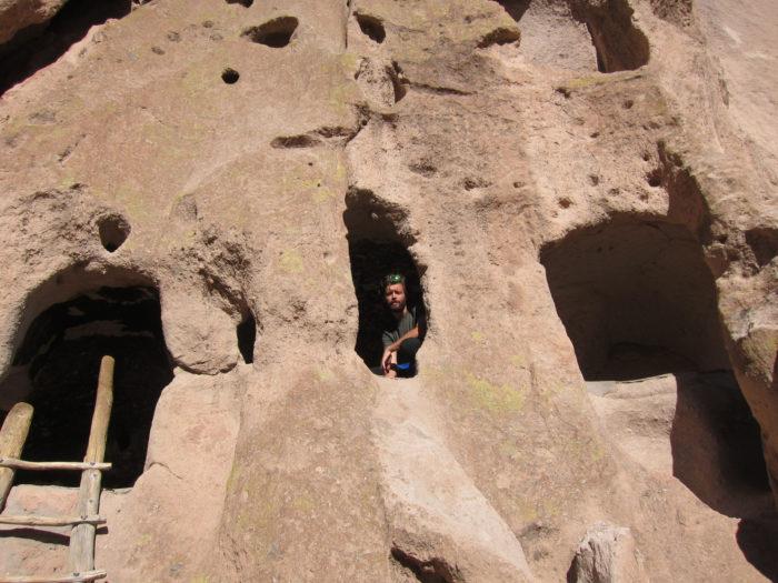 11. Bandelier National Monument, near Los Alamos