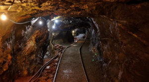 This Ride Through An Old Mine In Georgia Will Take You Back In Time
